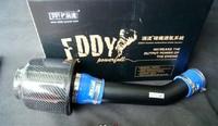 EDDY-POWER High Performance Carbon Fiber Air Intake Kit For VW Volkswagen Polo (2009-2012) 1.6L
