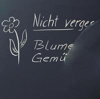 Large blackboard label classroom training room home decor PVC removable wall stickers custom trade K004