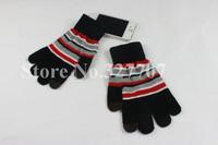 Magic Hand Warm Knitted Wool Finve Finger Winter Touchscreen Gloves Women Men Mittens For Smartphone Ipad