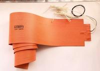 Silicone Heater for Snow Ski Press,Ski Board Press Heater,Wood Forming/Bending Heater Blanket 190mm X 2000mm, 1600W @ 220V