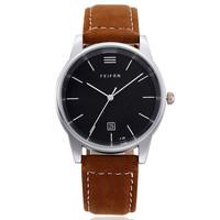 High Quality FeiFan Brand Leather Strap Watch Women Dress Watch Quartz Watch Japan Movement Sport Wristwatch AW-SB-1083