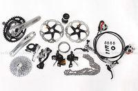 Deore XT M780 Groupset Group Set Hydraulic brakes & Rotors 10-speed 30S 170mm Crankset 42-32-24 FC-M780  Cassette 11-36/34 9pcs