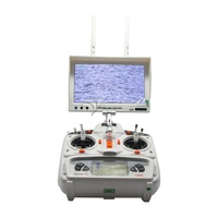"""Boscam FPV RX-LCD5802 5.8G 32CH HD 800*480p 7"""" Monitor Receiver Built-in battery"""