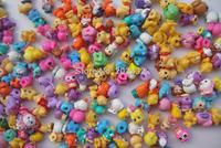 1000pcs/lot  soft cartoon SQUINKIES  (animals & gilrs)  size about 2.5cm
