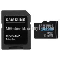 High Speed Genuine 32GB 64GB Class 10 MicroSD SD SDHC TF Memory Card + Adapter