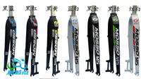14 MOSSO FK-M5 7005 al alloy better than java fork pure Disc MTB fork ultralight hard fork 40.5 length suitable to 26 27.5 29