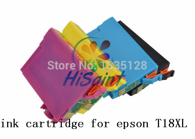Картридж с чернилами 235mall.com epson T18XL xp/30/xp/102/xp/202/xp/205/xp/302/xp/305/xp/402/xp/405 compatible for epson T18XL ciss for epson xp 342 xp 432 xp 235 xp 332 xp 335 xp 435 xp235 printer empty for epson t2991 t2992 with arc chips