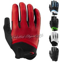 Gel Wiretap Glove MTB MX BMX DH Off Road Downhill Mountain Bike Bicycle Full Finger Glove