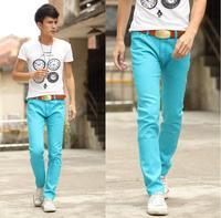 designer jeans 2014 new skinny jeans men's Fashion true brand jeans for men slim fit jeans man casual denim pants clothing