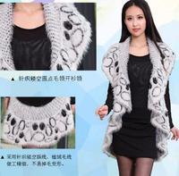 new 2014 winter women vest coat colete feminino mohair knitting cardigan sleeveless sweater wool shawls