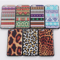 Hot Hard Back Cases For Apple iPhone 6 4.7inch For iPhone 6 Plus 5.5inch Case Leopard Prints Cover Protection Shell 1pcs/lot