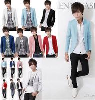 ternos masculino 2014 winter jacket men blazer slim fit clothing suits for men  blazer masculino  man jacket blazers