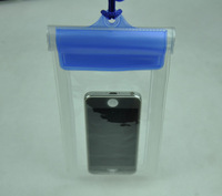 Wholesale 100 pcs 18x10cm Mobile Cell Phone Waterproof Dry Bag Kayak Canoe Floating