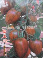 Free Shipping 100pcs Purple Jade Tomato Seeds fruit vegetables seeds