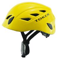 Toker professional outdoor climbing helmet. Caving rescue downhill helmet. lightweight rock climbing helmet, ice climbing helmet