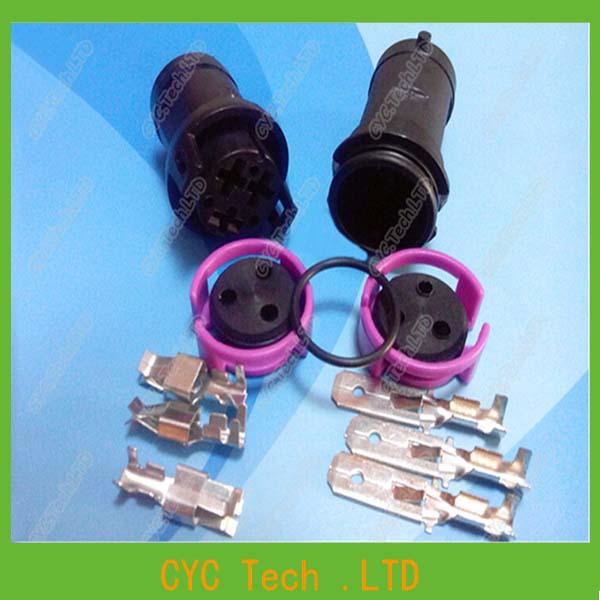 Разъем CYC 5sets 6,3 3 /, ect AD_0041