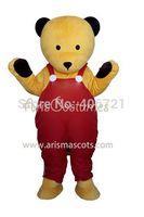 Big sale teddy bear mascot costume animal mascota outfit adult fancy dress EVA material free shipping