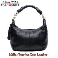 Free Shipping Women Messenger Bags Elegant Handbags Genuine Leather Promotional Price RL127