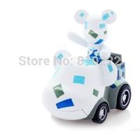 Special 2 inch tall POPOBE Bear Car Momo bear Gloomy Bear Volence Bear Toy Car Interior Decorations Car Styling Ornaments Boy