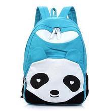 2014 New Popular Women Bags Lovely Panda Casual Women School Bag Convenient Backpack Women