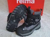 Winter Hot Sale Reima Boy Keep Warm And Waterproof Slip-Resistant Snow Boots Grey