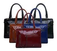 NEW 2015 women handbag genuine leather bags women leather handbags shoulder bags desigual vintage bag tote bolsas femininas 9958