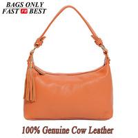 25*17*8.5CM Free Shipping Women Shoulder Bags Tassel Decoration Exquisite Women Handbags RL131