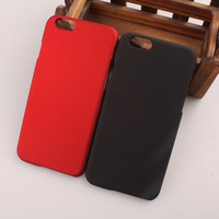 100% new & perfect suit top quality Durable MATTE 10color Antiskid PC Case Cover For Apple Iphone 6 plus 5.5INCHES 10PCS/LOT