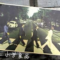 Beatles paiting Tin Sign Bar pub home Wall Decor Retro Metal Art Poster