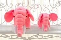 35cm Plush Toy & Stuffed Animals Elephant, Toys & Hobbies Plush Animals, Red Plush Elephant for Christmas's Gift