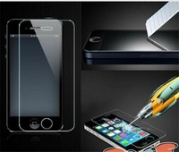 Explosion Proof Premium Tempered Glass Screen Protector Guard Film For iphone 6 6G 4.7 inch and 5.5 inch 5pcs/lot