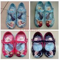 Seven Seas Sale 2014 New Autumn Winter Fashion Princess Sneaker Shoe For Kids Girl Frozen Brand Girls Dance Shoes Sneakers