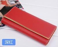 2014 new female bag candy color zero Miss Qian Bao Clutch Purses
