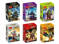 Decool Building Blocks Super Heroes Action figures Minifigures  Toys Guardians of the Galaxy ronan camora drax destroyer nebula