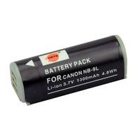 DSTE NB-9L Li-ion Battery Pack for Canon PowerShot  IXUS 1000 HS, IXUS 1100 HS, IXUS 500 HS