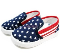 2014 Autumn Sport Shoes Sneakers Canvas All Star Kids Girls Casual Shoe For Children Slip On Children's Sneaker For Boys Girls