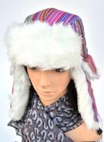 2014 New winter hats for women fashion cheap lei feng cap fur cap aviator caps Russian Hat sport outdoor ear flaps