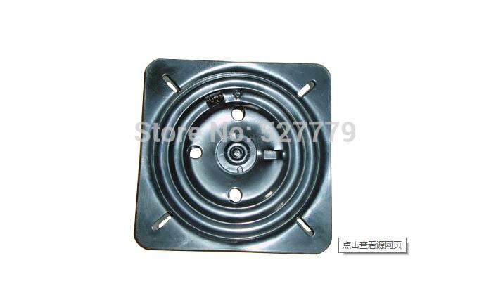Auto springback multi-funcional multi-purpose flexível meia esfera de aço comprimento do lado do sete centímetros quadrados placa giratória(China (Mainland))