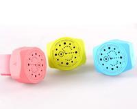 Portable Stereo Bass Bracelet Handsfree Mini Bluetooth Speaker