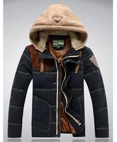 Free shipping men winter down coat ,Men's Down Jackets Waterproof Coat Warm Wadded Jackets Men Winter Coat Outwear 1688