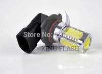 2014 Hot Sales HB3 9006 HB4 7.5W LED Lights High Power Super Bright White Fog Light Bulbs Lamp 4464