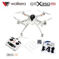 Best Aerial Photography Plane New Walkera QR X350 Pro FPV RC Quadcopter + DEVO 10 Transmitter VS Tali H500