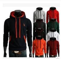 2014men jacket men coat tracksuit autumn leisure sport men's winter coat fashion sports wear jackets free shipping,men jacjet