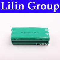 (For K6L,K6)Battery for Robot Vacuum Cleaner,DC14.4V,800mAh,Ni-MH Battery,CE,RoHS Certification,1pc/pack