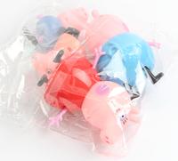 Free shipping new 2014 peppa pig family Toys 4pcs/Pig Toys Doll Baby Kid Toy Birthday Gift
