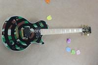 Classic zakk jungle camouflage custom  Electric Guitar