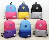 supreme autumn new shoulder pig nose fashionable men and women student school bags herschel backpack bagpack bookbags bolsa