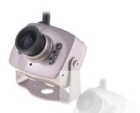 Free shipping Mini ultra micro color CMOS camera monitoring PAL, cable camera