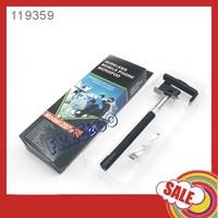 Bluetooth Monopod , Wireless Monopod, Portable Handheld Self-Timer selfie stick, Hotsale!
