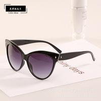 hot sale 2014 NEW Cat Shape Vintage Retro Sunglasses Oculos de sol Women gafas four colors Free Shipping